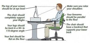 Work ergonomics